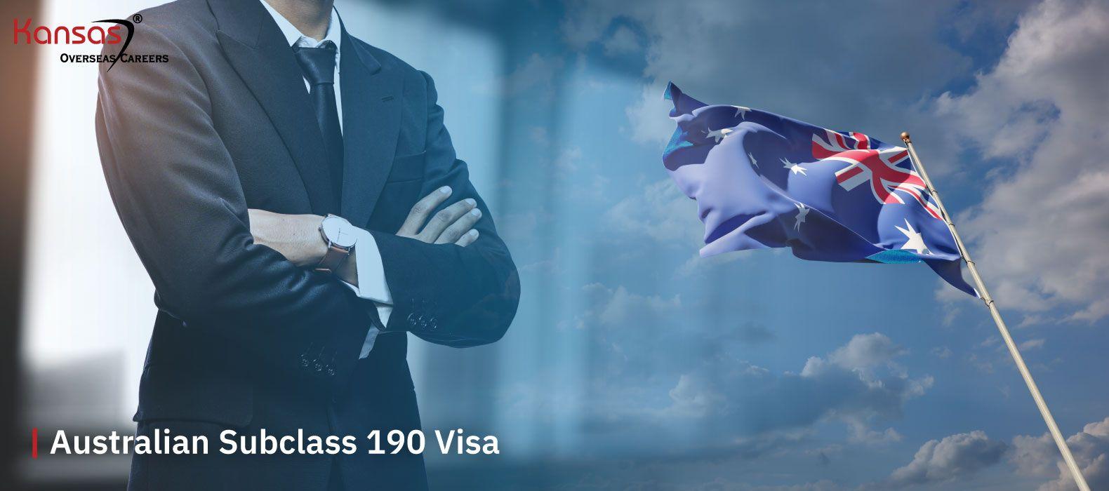 Australian-Subclass-190-Visa
