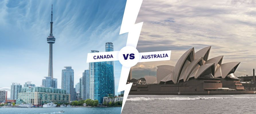 Canada-vs-Australia-Immigration-For-Permanent-Residency