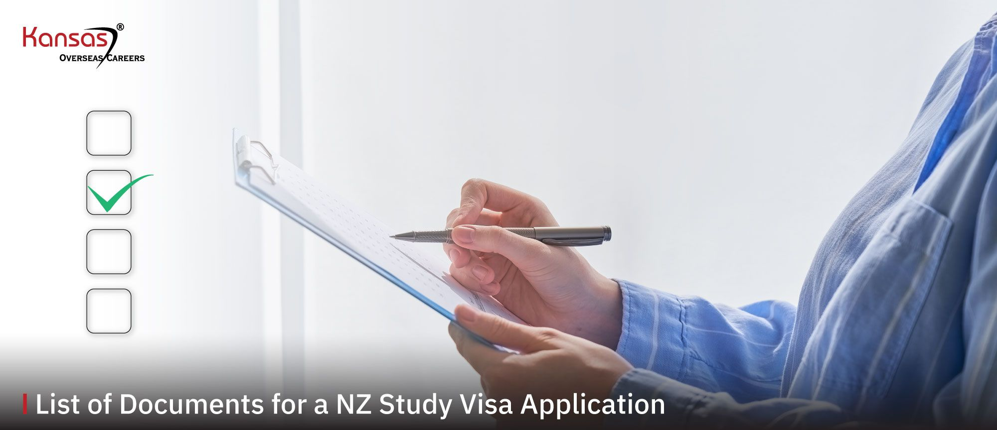 List-of-Documents-for-a-NZ-Study-Visa-Application