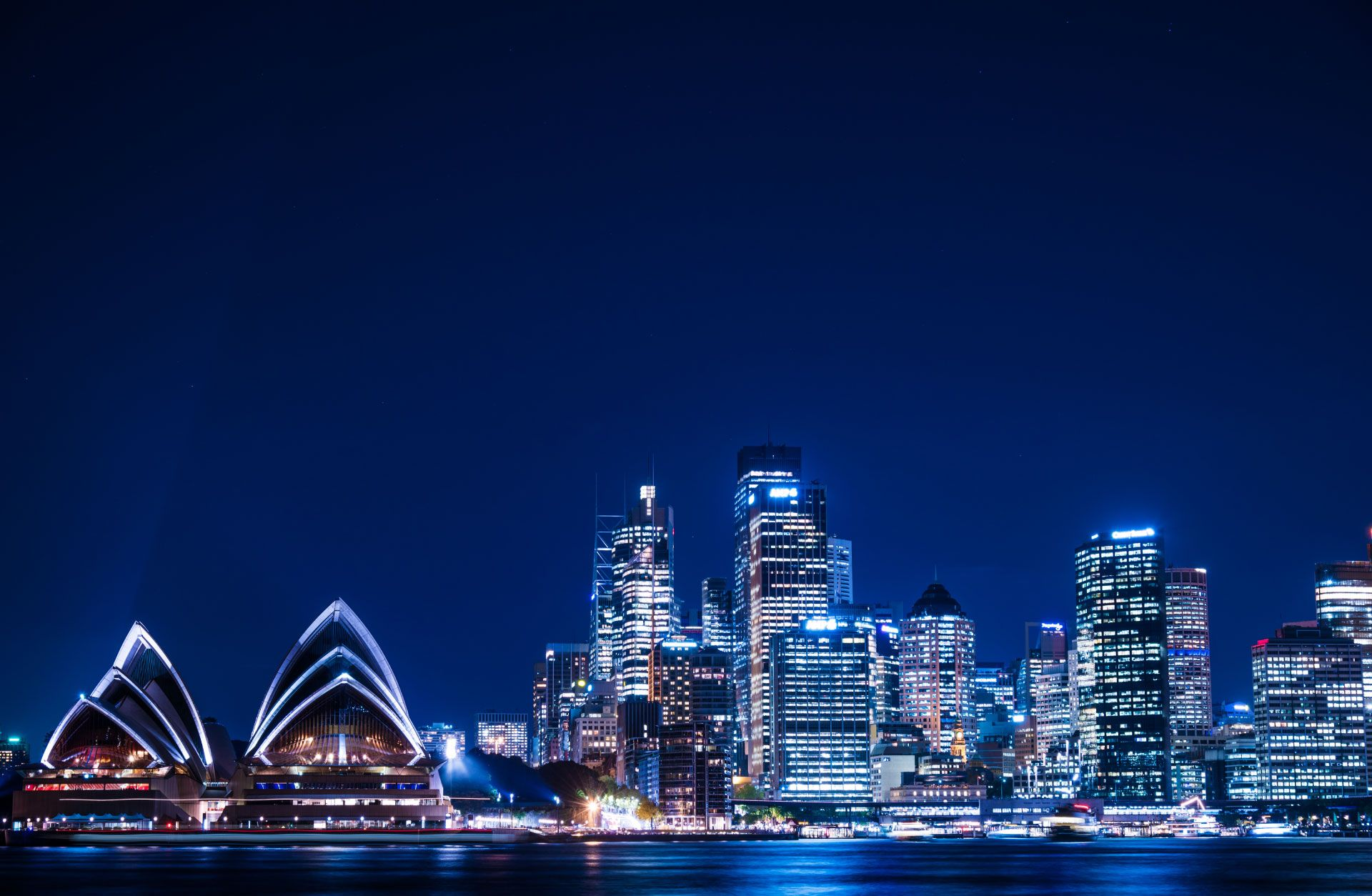 Australia PR Visa - Sydney Opera House
