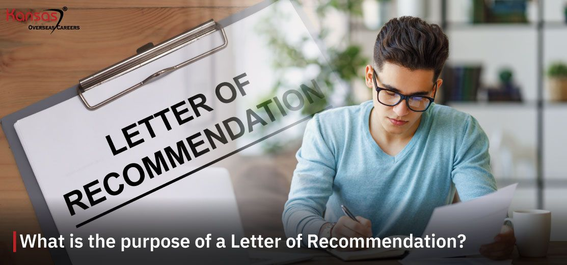 What-is-the-purpose-of-a-Letter-or-Recommendation