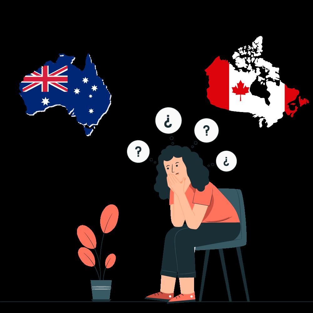 Top 7 Facts Of PR Visa   Canada and Australia PR Details