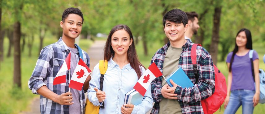 Canada Student and Work Permits