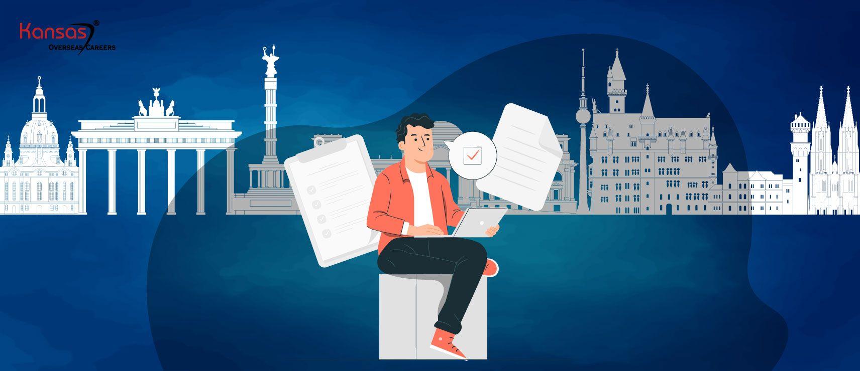 Germany Job Seeker Requirements Checklist