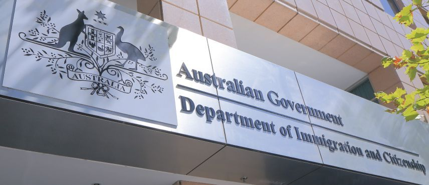 Australian Immigration Department