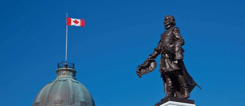 Migrate to Quebec
